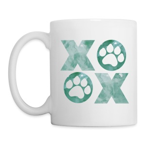 XOXO (feeds 14 shelter animals) - Coffee/Tea Mug