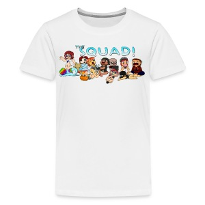 Kid's The Squad Babies - Kids' Premium T-Shirt