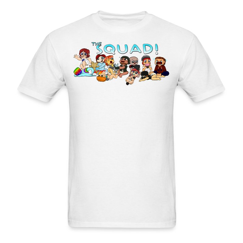 Mens The Squad Babies - Men's T-Shirt