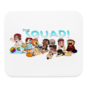 The Squad Babies Mousepad - Mouse pad Horizontal