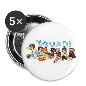 The Squad Babies Buttons - Small Buttons