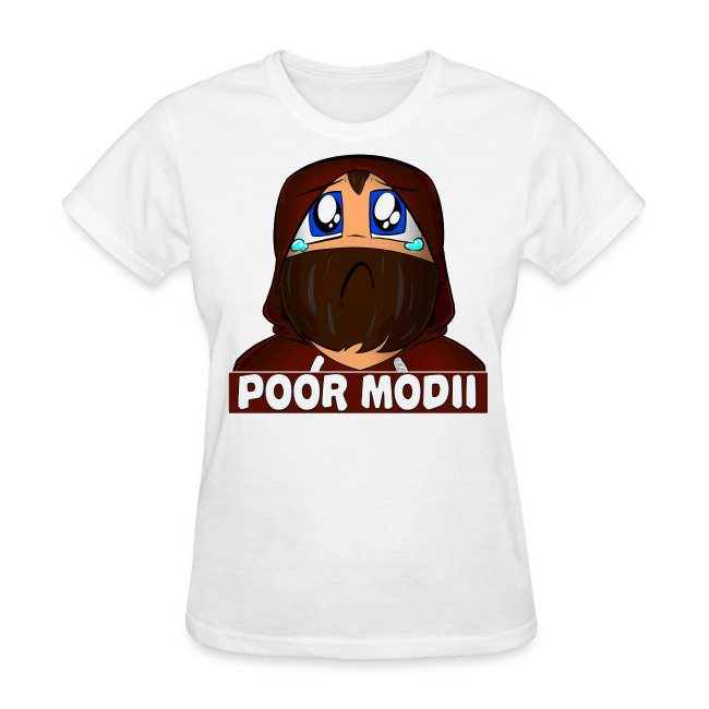 Women's  Poor Modii T-Shirt