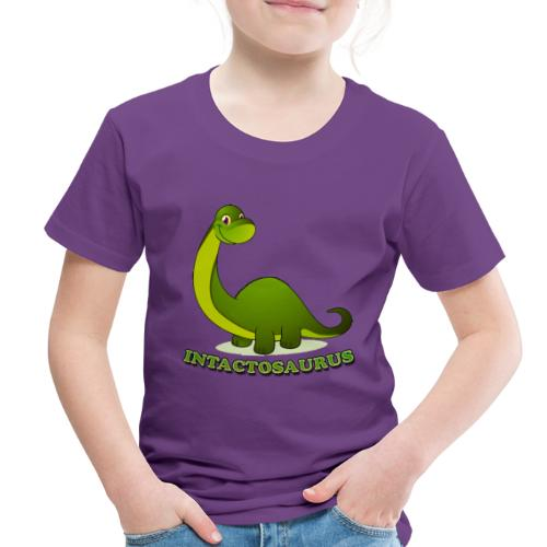 Intactosaurus! - Toddler Premium T-Shirt