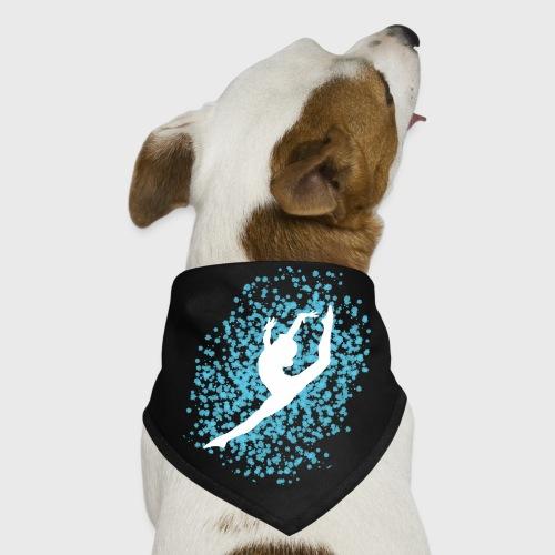 Gymnast Silhouette  - Dog Bandana
