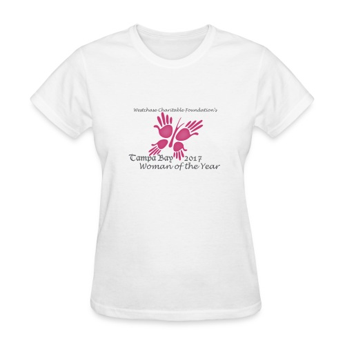 Tampa Bay Woman of The Year 2017 - Women's T-Shirt
