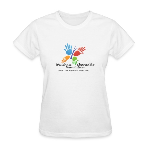 WCF Logo With Slogan - Women's T-Shirt