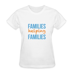 Families Helping Families - Women's T-Shirt