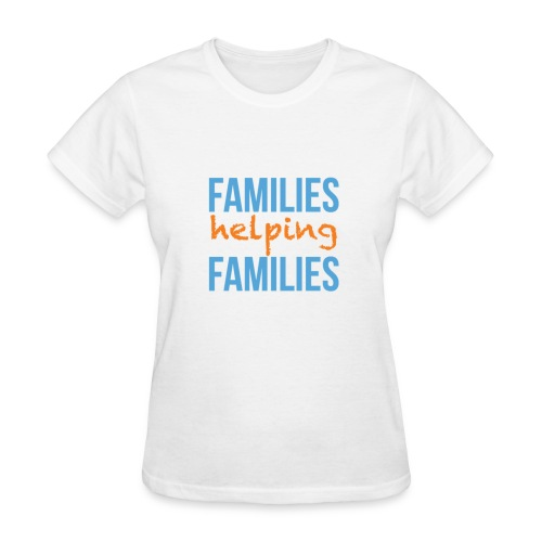 Families Helping Families - Women's T-Shirt
