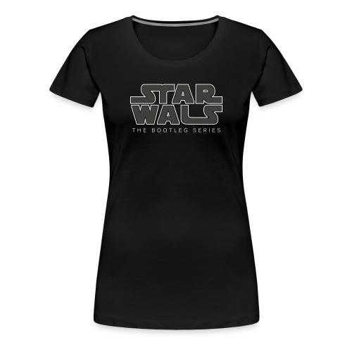 Women's Srar Wals (Black) by Rocktane Clothing - Women's Premium T-Shirt