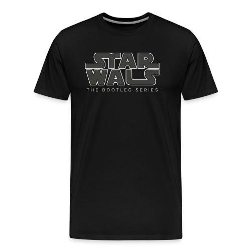 Men's Srar Wals (Black) by Rocktane Clothing - Men's Premium T-Shirt