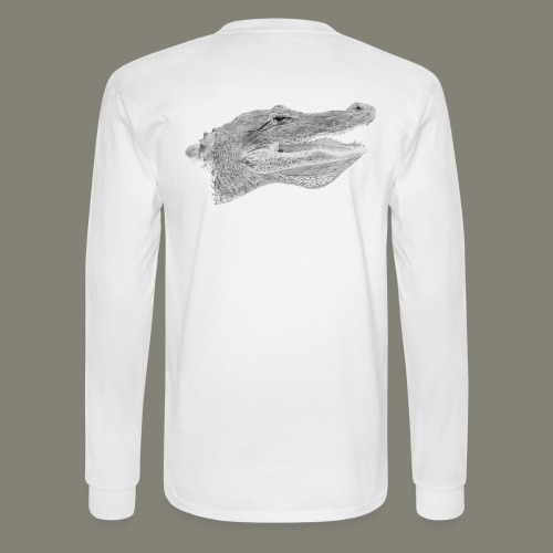 Gator Long Sleeve T-shirt - Men's Long Sleeve T-Shirt