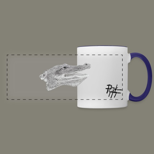 Gator Mug - Panoramic Mug