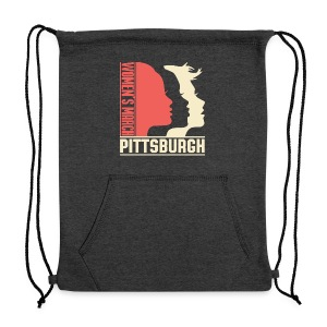 Cinch Sack - Sweatshirt Cinch Bag
