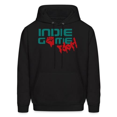 IGR Logo Hoodie - Men's Hoodie