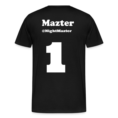 Night Mazer T-Shirt - Men's Premium T-Shirt