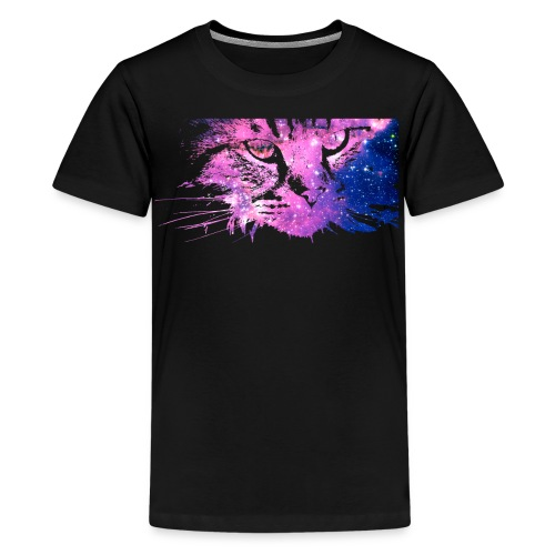 Galaxy Cat (Kids Premium) - Kids' Premium T-Shirt