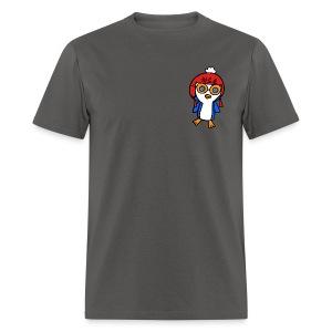 [Running Man] Penguin 하로로 - Men's T-Shirt