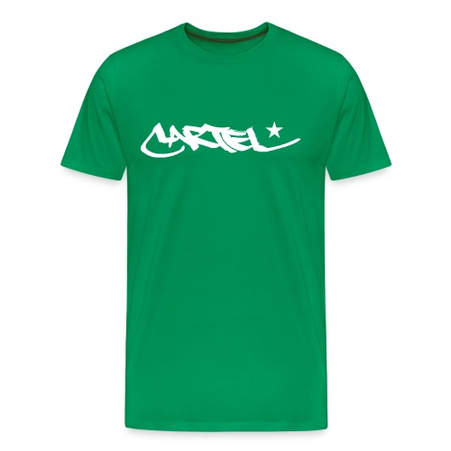 Cartel Mrkr Logo - Men's Premium T-Shirt