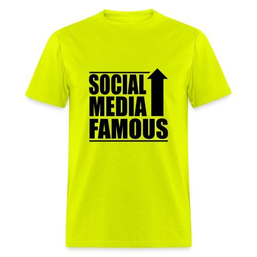 Social Media Famous - Men's T-Shirt