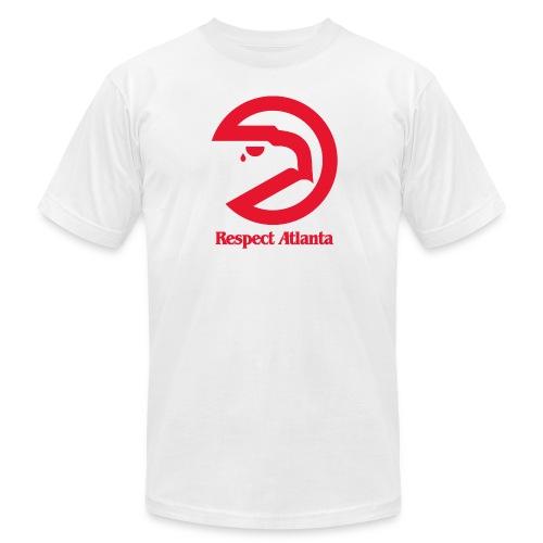 Men's Respect Atlanta - Men's  Jersey T-Shirt
