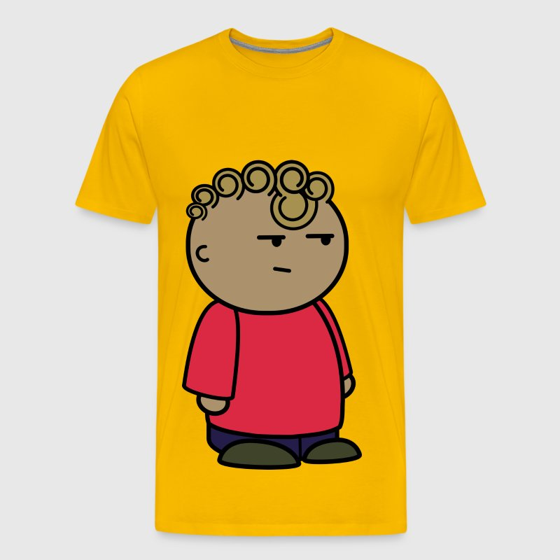 mix and match character fredo suspicious side T-Shirt ...