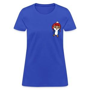 [Running Man] Penguin 하로로 - Women's T-Shirt