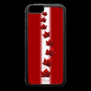 Canada iPhone 6 Case Canada Souvenir Mobile Case - iPhone 6/6s Rubber Case