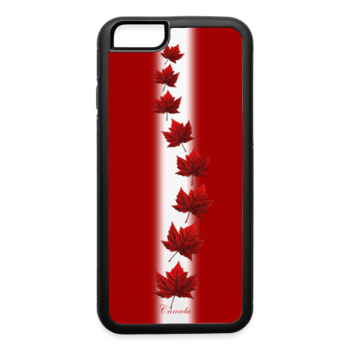 Canada iPhone 6 Case Canada Souvenir Mobile Case - iPhone 6/6s Rubber Case