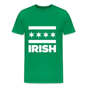 Chicago Irish T-Shirt - Men's - Men's Premium T-Shirt