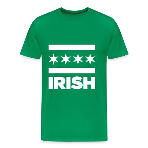 Chicago Irish T-Shirt - Men's - Men's Premium T-Shirt
