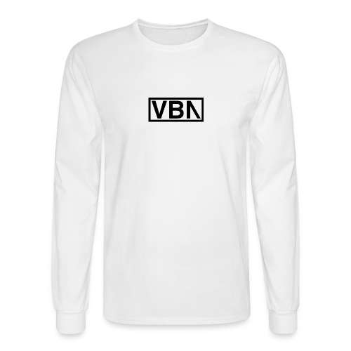 Logo Long Tee - Men's Long Sleeve T-Shirt