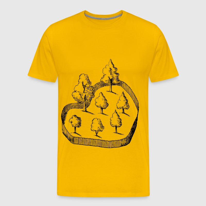 Garden t shirt spreadshirt for Garden t shirt designs