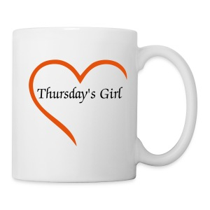 Thursday's Girl - Coffee/Tea Mug