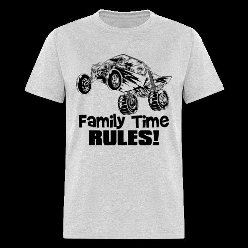 Family Time Dune Buggy - Men's T-Shirt