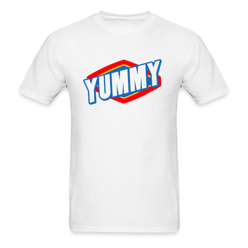 Men's Yummy T-Shirt - Men's T-Shirt