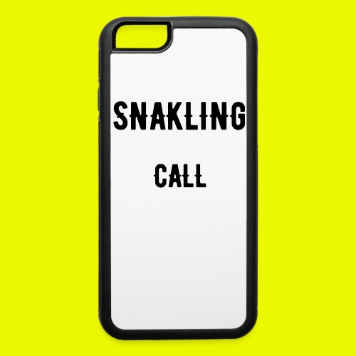 Snakling call case - iPhone 6/6s Rubber Case