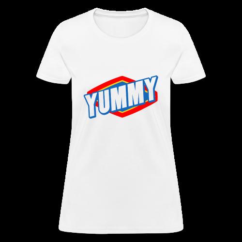 Women's Yummy T-Shirt - Women's T-Shirt