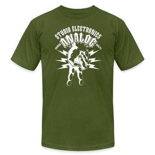 Men's T-Shirt by American Apparel - Men's Fine Jersey T-Shirt