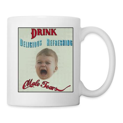 Drink Refreshing Male Tears Today! Mug - Coffee/Tea Mug