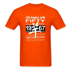 Born 1967 - Men's T-Shirt