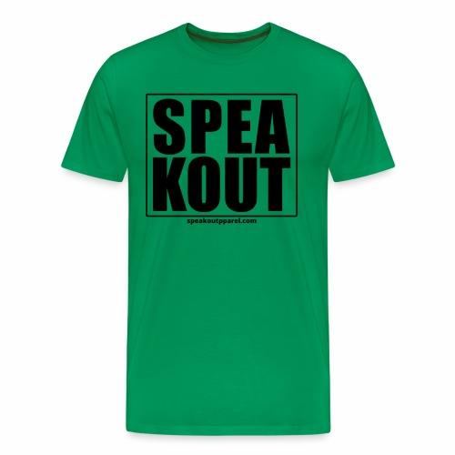 Speak Out! - Men's Premium T-Shirt