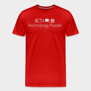 Men: Premium Technology Puzzle 5.0 T-Shirt - Men's Premium T-Shirt