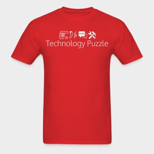Men: Technology Puzzle 5.0 T-Shirt - Men's T-Shirt