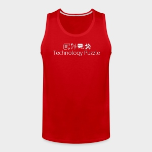 Men: Premium Technology Puzzle 5.0 Tank Top - Men's Premium Tank