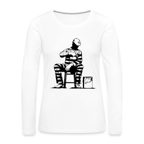 Self Prisoner Sweater - Women's Premium Long Sleeve T-Shirt
