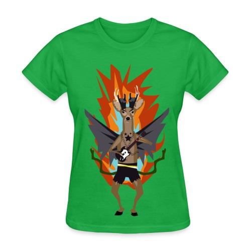 Juggercorn  - Women's T-Shirt