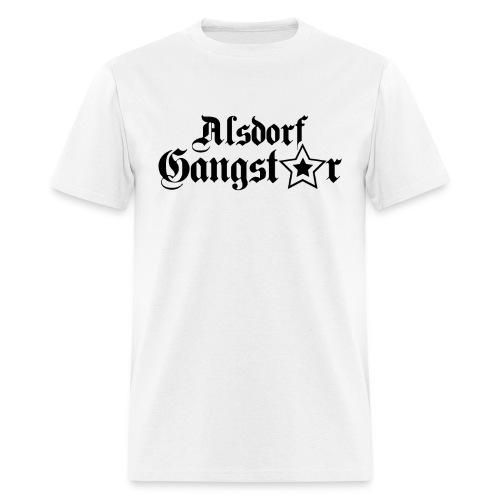 Alsdorf Gangster White - Men's T-Shirt