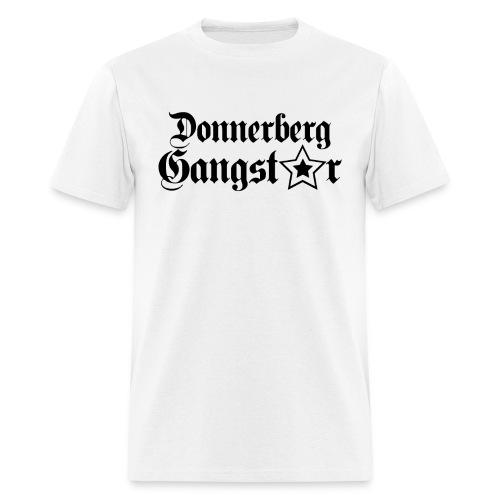 Donnerberg Gangster White - Men's T-Shirt