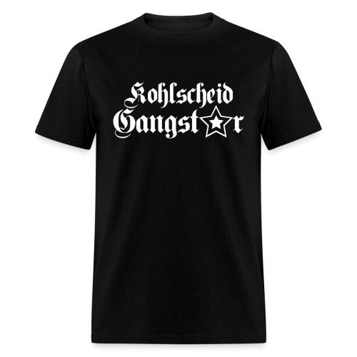 Kohlscheid Gangster Black - Men's T-Shirt