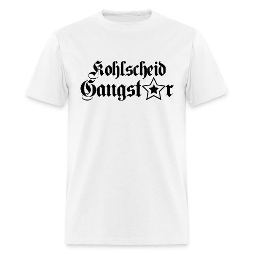 Kohlscheid Gangster White - Men's T-Shirt
